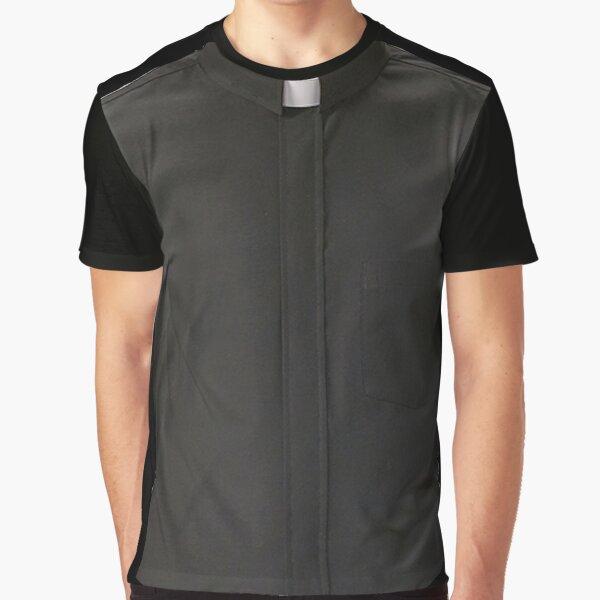 Clergy Shirt Graphic T-Shirt