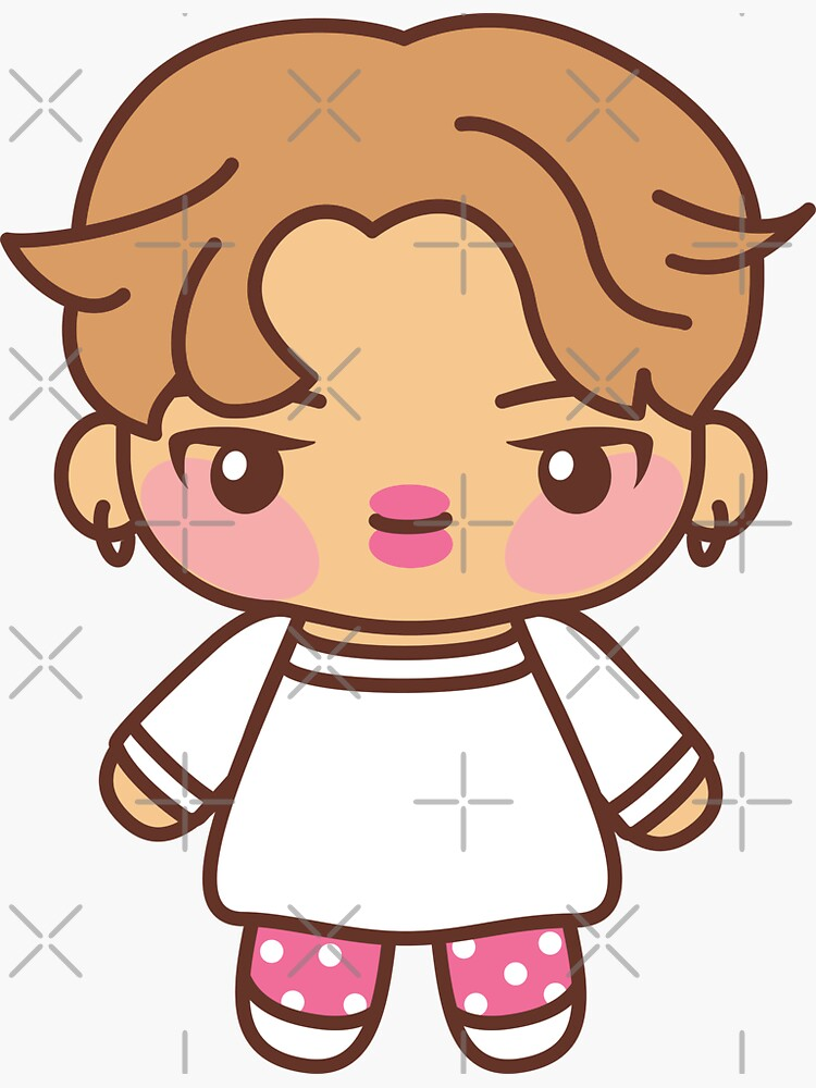 Jimin Pajama Party - BTS in PJ's ~BTS Pajama Party~ by MikaBees