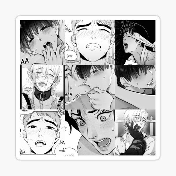 The Good Yaoi Boys Sticker