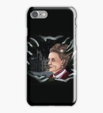 The Dowager Countess of Grantham iPhone Case/Skin