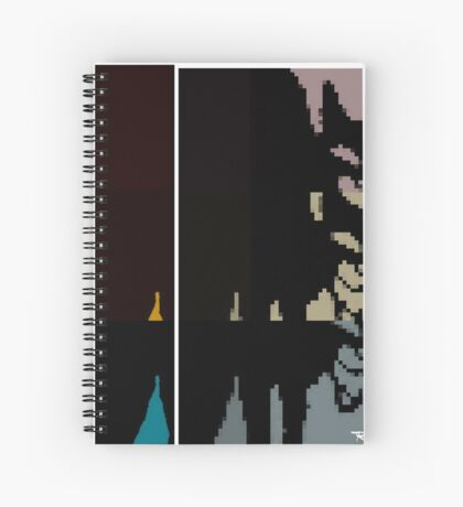 ANARKAT 2016 05 by RootCat Spiral Notebook