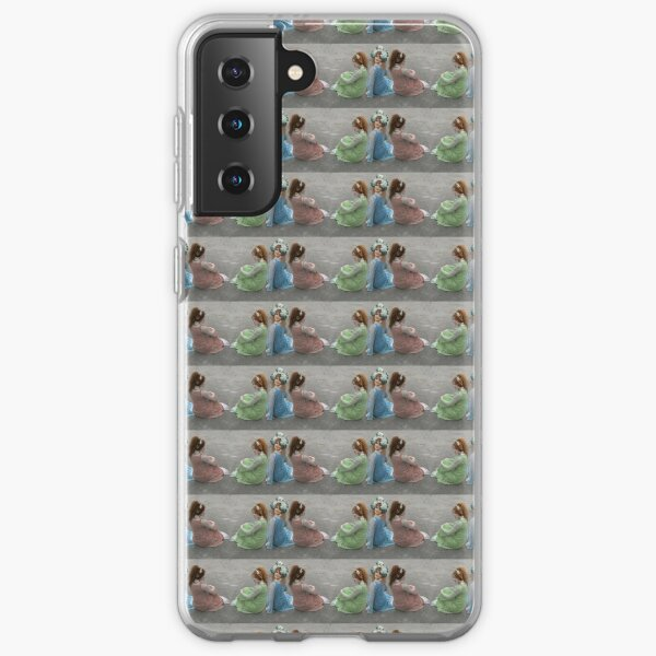MIDDLE CHILD ALWAYS TRYING TO BE DIFFERENT Samsung Galaxy Soft Case