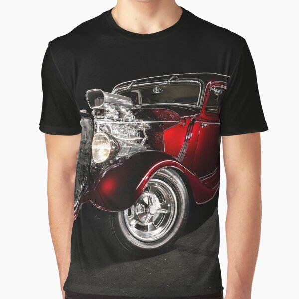 Norm Corte's 1934 Ford Coupe Graphic T-Shirt