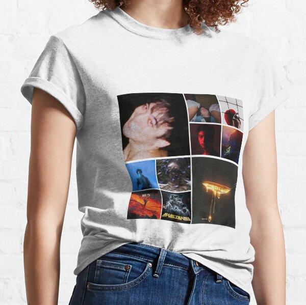 Joji Album Collage Classic T-Shirt