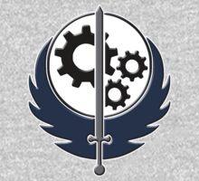 Brotherhood of Steel Flag | Unisex T-Shirt