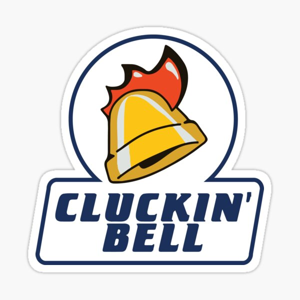 Cluckin 'Bell - GTA San Andreas Sticker