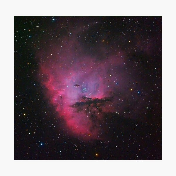 NGC 281 - Pacman Nebula Photographic Print