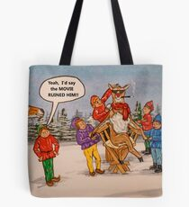 Rudolph, The Movie Star Tote Bag