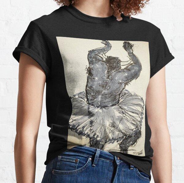 Dancing Minotaur in a Tutu Classic T-Shirt