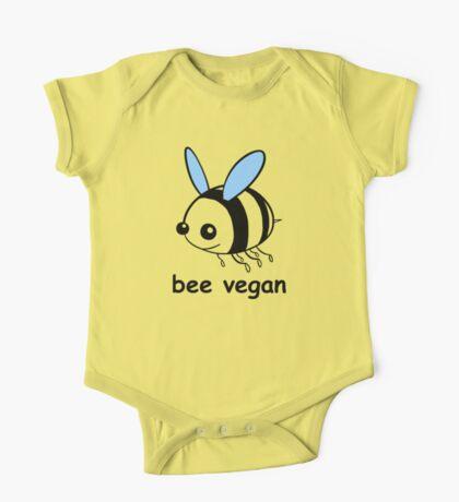 bee vegan Kids Clothes
