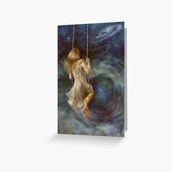 Through a Dream * Fantasy Greeting Card