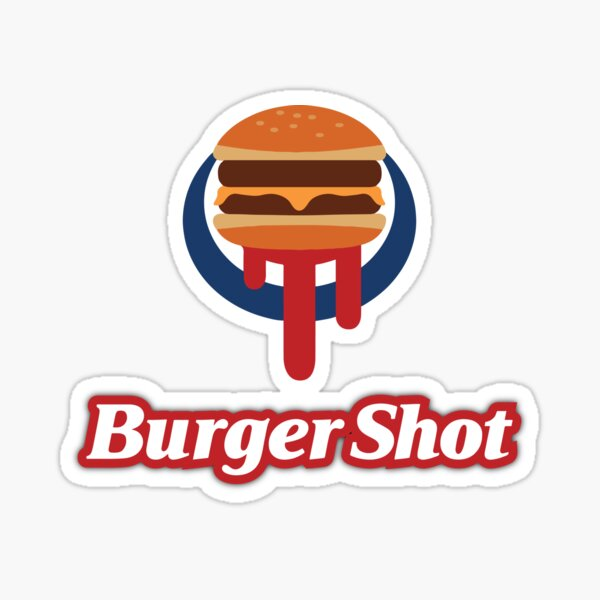 BurgerShot - GTA San Andreas Sticker