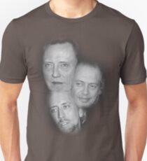 Three Star Moon Unisex T-Shirt