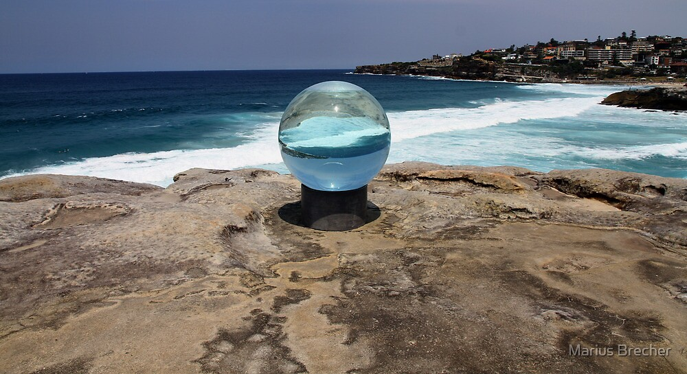 Crystal Ball by Marius Brecher