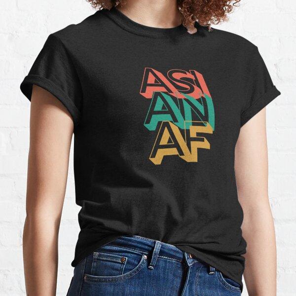 Asian AF Classic T-Shirt