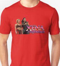 Xena und Olympia Unisex T-Shirt