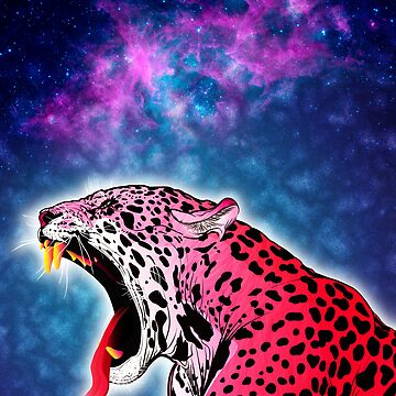 Cosmic Jaguar by GreyMatter