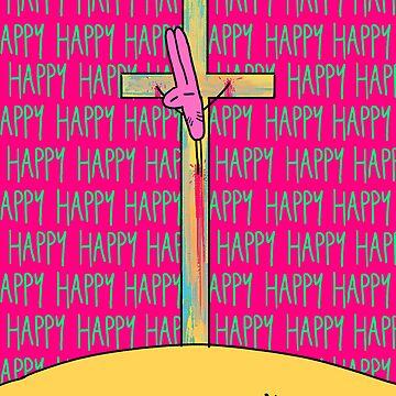 HAPPY HAPPY KRIMBO POKI CARD by steveboyd