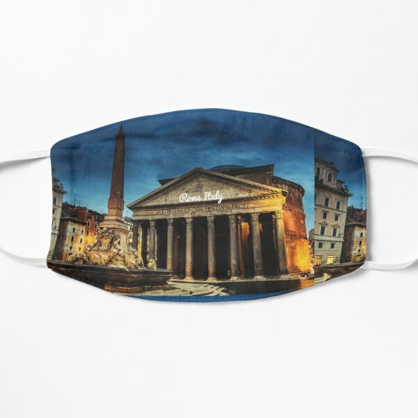 Rome, Italy - Impressive Pantheon Mask