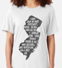 Jersey Girl Slim Fit T-Shirt