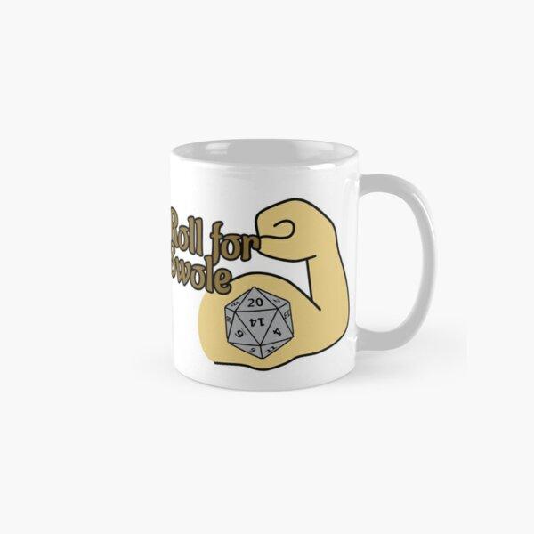 Roll For Swole Classic Mug