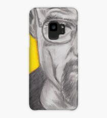 Walter White menacing  Case/Skin for Samsung Galaxy