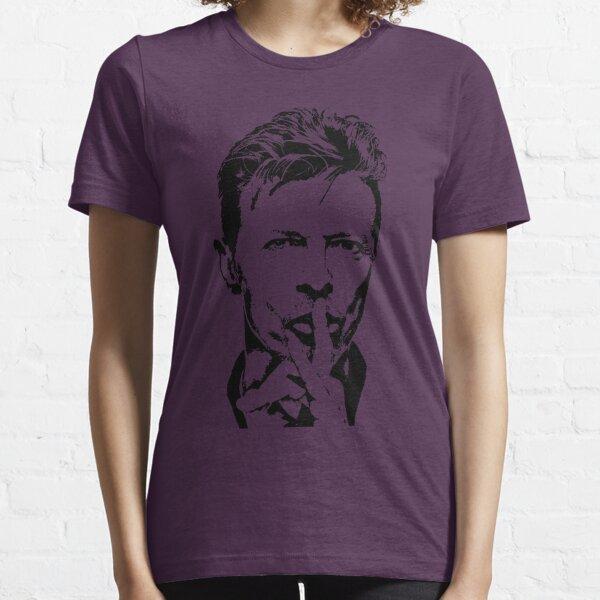 David Bowie silhouette #2 Essential T-Shirt