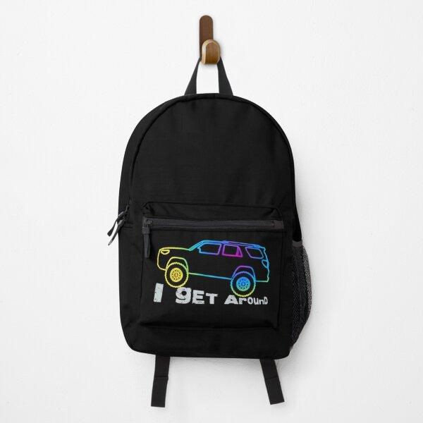 I Get Around 4Runner Backpack