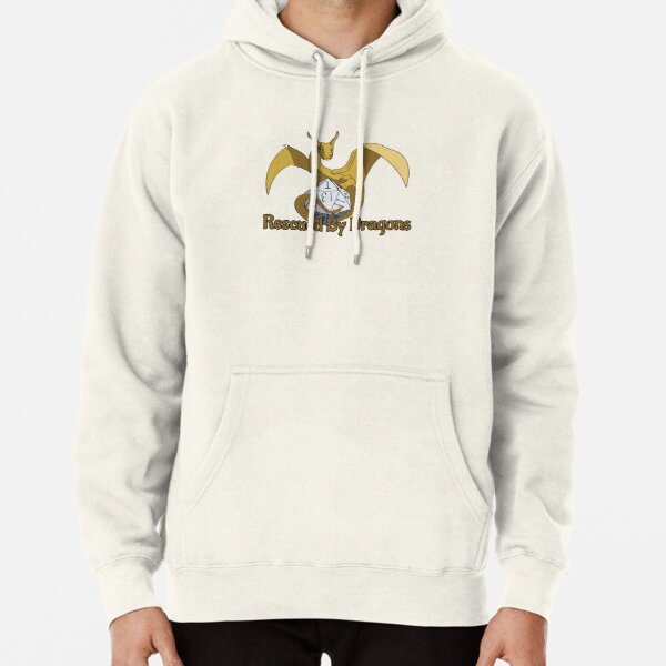 Rescued By Dragons Pullover Hoodie