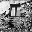 Bricked-In Window by James2001