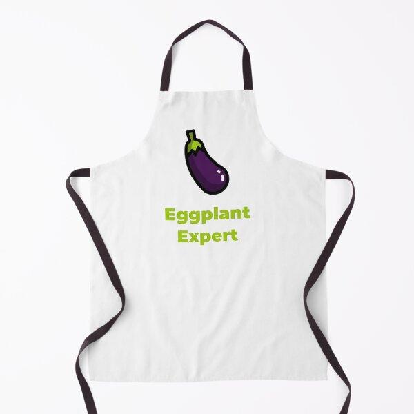 Eggplant Expert Apron