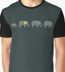 Elephant chain Graphic T-Shirt