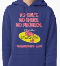 Kamekona's (no shirt...) Pullover Hoodie