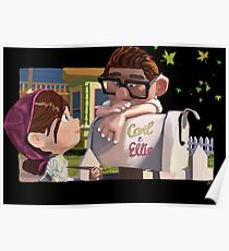 UP Carl and Ellie Poster