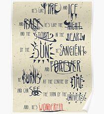 Wonderful Poster