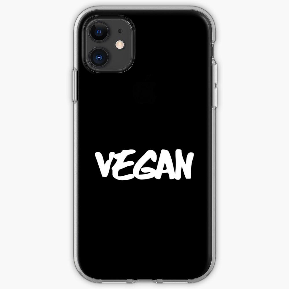 Vegan iPhone Case