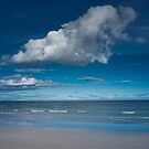 Clouds, Keiss Beach, Keiss, Caithness, Scotland by Iain MacLean