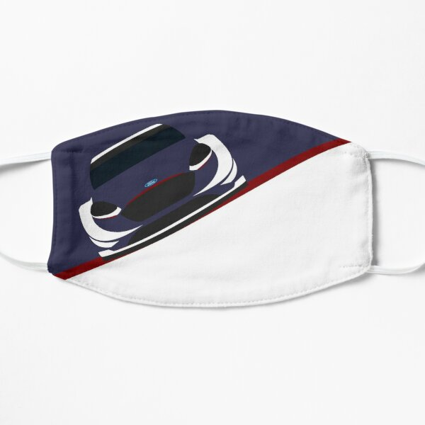 Fiesta WRC Masque sans plis