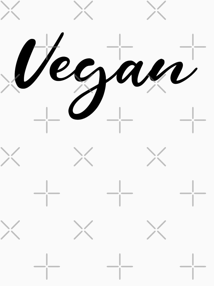 Vegan by nikkihstokes