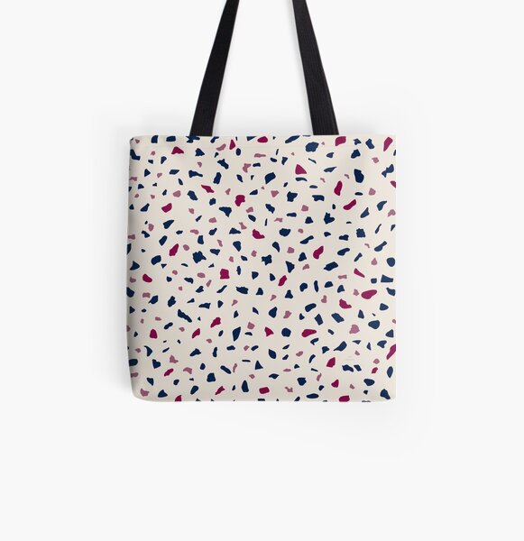 Terrazzo AFE_T2020_S4_1 All Over Print Tote Bag