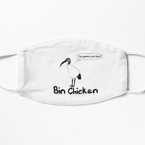 Bin Chicken  Mask