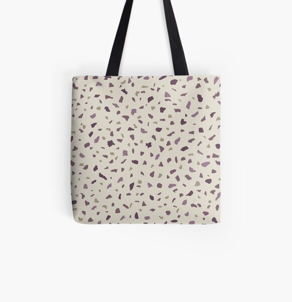 Terrazzo AFE_T2020_S4_2 All Over Print Tote Bag