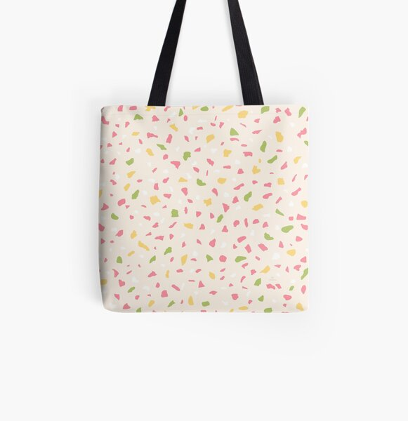 Terrazzo AFE_T2020_S4_3 All Over Print Tote Bag