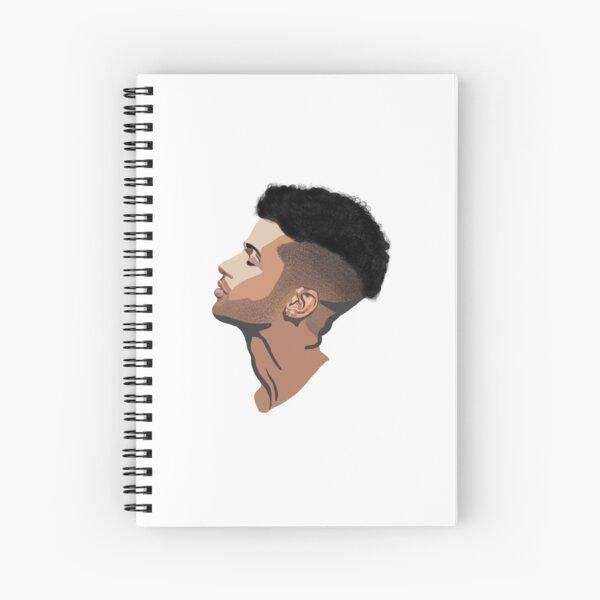 Jordan Fisher Spiral Notebook