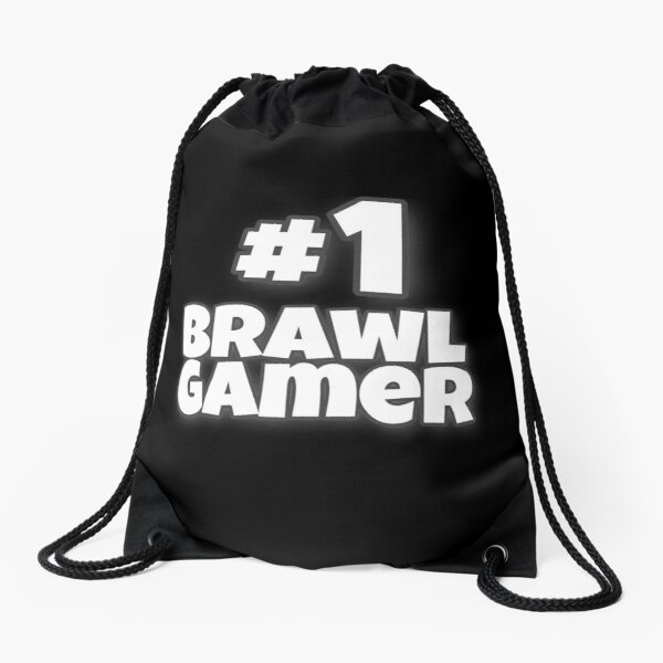 #1 Brawl Stars Gamer Drawstring Bag