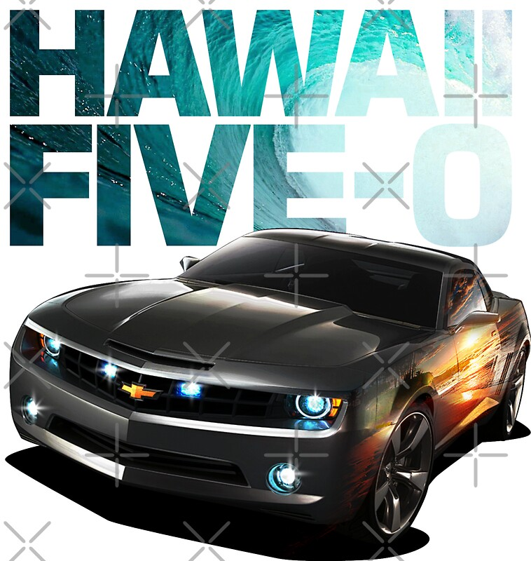 Chevrolet Camaro Hawaii Five O Auto Bild Idee