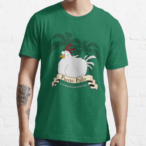 Puerto Pollo T-shirt essentiel
