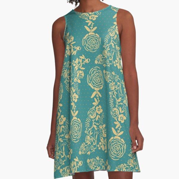 Laurel's Dress A-Line Dress