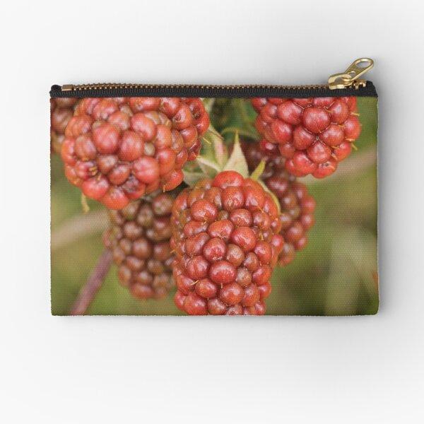 Berries Zipper Pouch