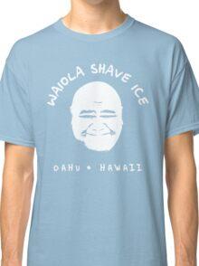 Waiola Shave Ice (White) Classic T-Shirt